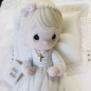 Precious Moments Other - Baptism Gift Precious Moments Girl